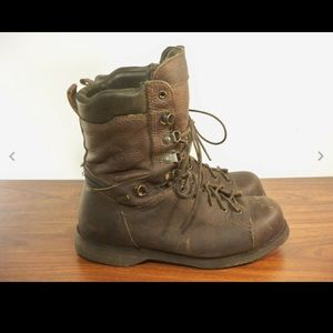 Rocky 600 Gram Gore-Tex Mens Leather Work Boots 10